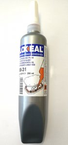Liquid gasket. Loxeal 58.31 250ml.