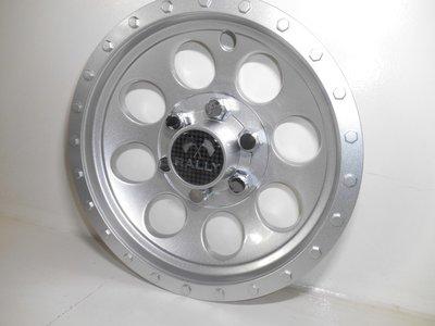 """10"""" RALLY Wheel cover Silver/Metallic 10"""""""