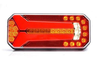 - Taillight 288x105x40mm LED, Li + Re
