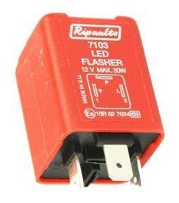 Relay Micro 12V 5-pins Hella