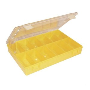 Storage Tray 18 compartment Blue