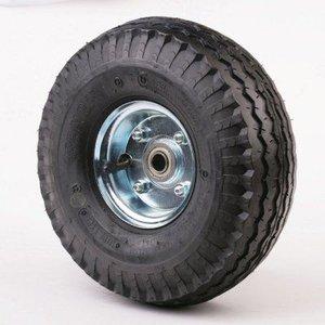 "Wheel complete 400 / 3.50 x 4"", ø-26,5 cm FreeBird"