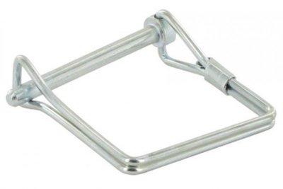 Square tube circlip 6x57 mm. (vp=5 Piece)