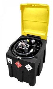 Diesel tank 220 liters. 12 Volt + hose
