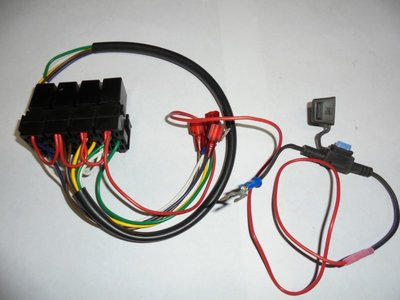 Can-Bus kit for Trailers.