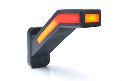 - Combinational position lamp, front-tail-side light and Dynamic Indicator, Right.