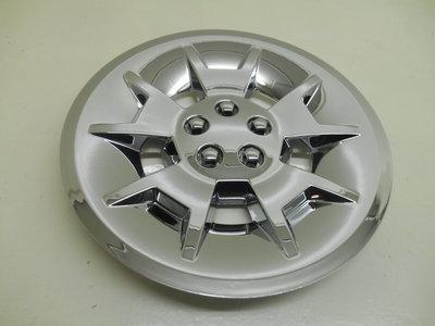 "10"" ""DEMON"" Wheel cover chrome"