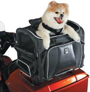 1- Dog tank bag / Luggage bag