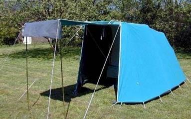 CM-2 CampMaster TentTrailer